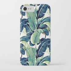 Banana leaves iPhone 7 Slim Case
