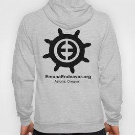 Ship Wheel Logo Hoody