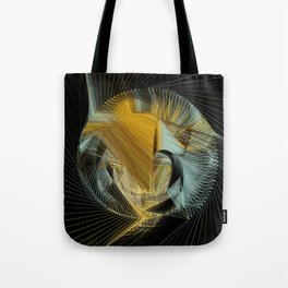 Van Gogh's in Stitches Tote Bag