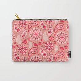 Bohemian Dream in Pink Carry-All Pouch