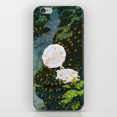 SEEING SOUNDS iPhone & iPod Skin