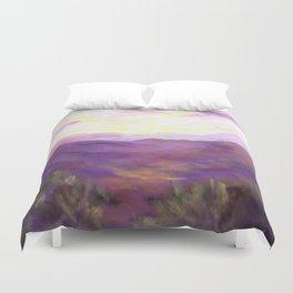 A Violet Landscape AC150625a Duvet Cover