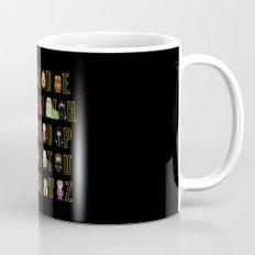 St_ar Wars Alphabet 3 Mug