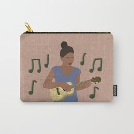 The Ukulele Lady Carry-All Pouch