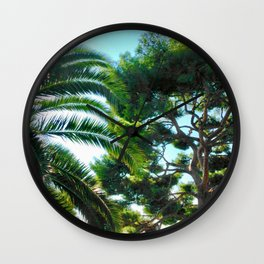 Saint Jean Cap Ferrat Morning Wall Clock
