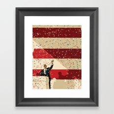 The Unsung Hero Framed Art Print