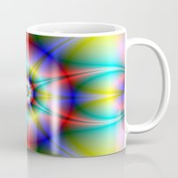 halo Mugs featuring Star Halo by Objowl