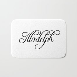 Illadelph Bath Mat