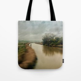 American River Tote Bag