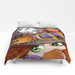 Candy Witch Comforters