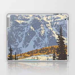 Banff National Park Laptop & iPad Skin