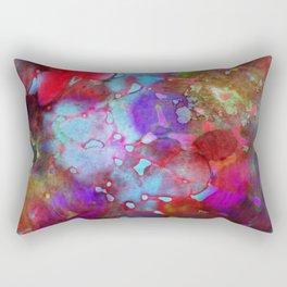 color burst Rectangular Pillow
