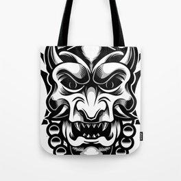Hannya Tote Bag