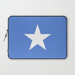 Somalia flag emblem Laptop Sleeve