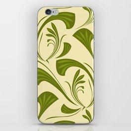 Vivienne Green iPhone Skin
