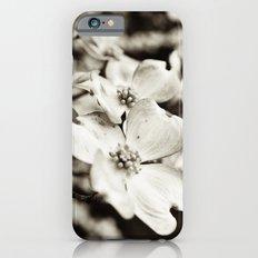 Close Encounter - B&W version Slim Case iPhone 6s