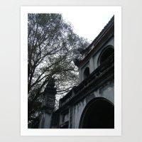 vietnam Art Prints featuring Vietnam by Lili Lash-Rosenberg