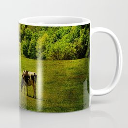 Cows in the Field Coffee Mug