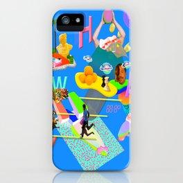 whoop iPhone Case