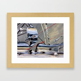 Gather Your Shoes - Close-up #2 Framed Art Print