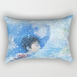The Snow Queen Rectangular Pillow