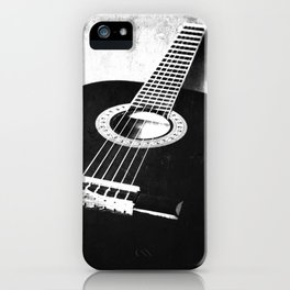 Guitar iPhone Case