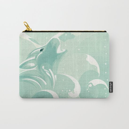Tale to Tell Carry-All Pouch