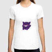 gengar T-shirts featuring #094 gengar by pottaishii
