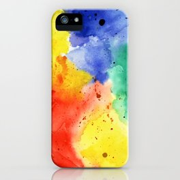 Holi iPhone Case