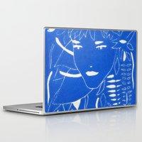 fern Laptop & iPad Skins featuring FERN by Andrea Jean Clausen - andreajeanco