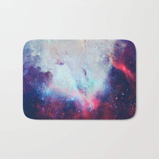When the Universe Shine Bath Mat