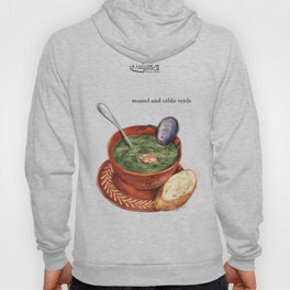 La Cuisine Fusion - Mussels with Caldo Verde Hoody