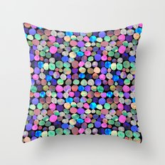 Seeing Spots I Throw Pillow