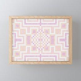 Modern Boho Framed Mini Art Print