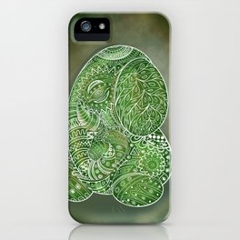 Jed haathee iPhone Case