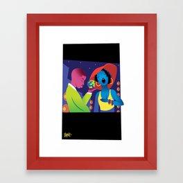 If I Ruled The World Framed Art Print
