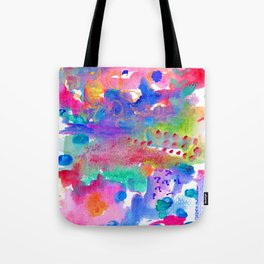 Popsicle Playground Tote Bag