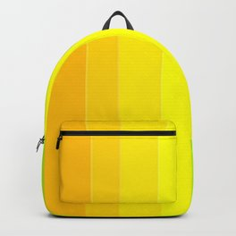 Variety Yellow Backpack