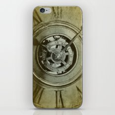 ticktock iPhone & iPod Skin