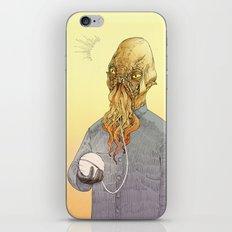 The ood iPhone & iPod Skin