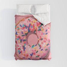 Pink Donut Comforters