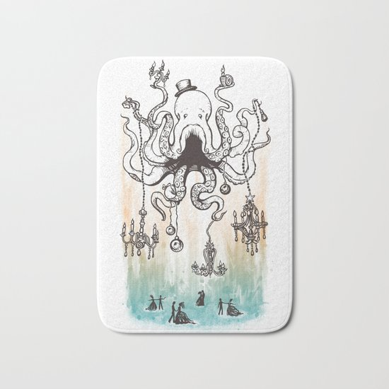 Octoluminary Bath Mat