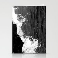 splash Stationery Cards featuring splash by Bunny Noir