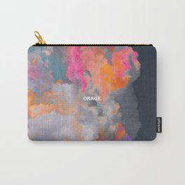Orage (Colorful clouds in the sky III) Carry-All Pouch