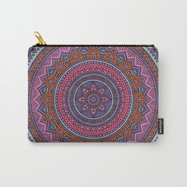 Hippie mandala 54 Carry-All Pouch