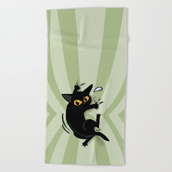 Curtain Beach Towel