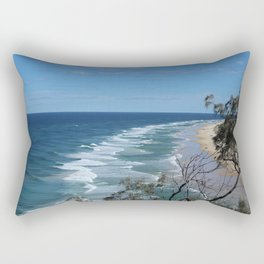 75 Mile Bech Rectangular Pillow