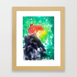 Light up Framed Art Print
