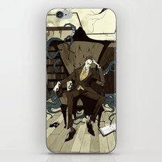 H.P. Lovecraft iPhone Skin
