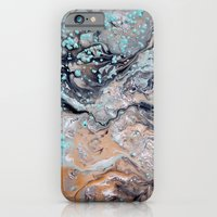 Abstract Print Slim Case iPhone 6s